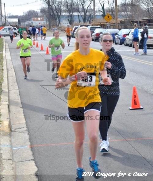Cougars for a Cause: MJ3's 5K Run/Walk<br><br><br><br><a href='http://www.trisportsevents.com/pics/11_Cougars_for_a_Cause_122.JPG' download='11_Cougars_for_a_Cause_122.JPG'>Click here to download.</a><Br><a href='http://www.facebook.com/sharer.php?u=http:%2F%2Fwww.trisportsevents.com%2Fpics%2F11_Cougars_for_a_Cause_122.JPG&t=Cougars for a Cause: MJ3's 5K Run/Walk' target='_blank'><img src='images/fb_share.png' width='100'></a>