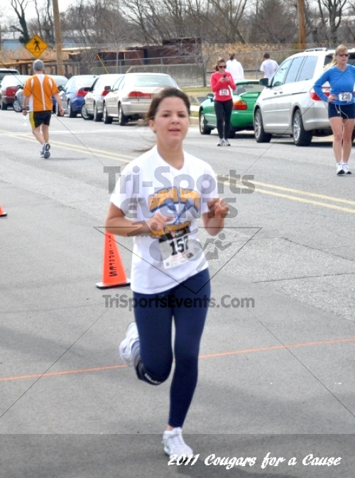 Cougars for a Cause: MJ3's 5K Run/Walk<br><br><br><br><a href='http://www.trisportsevents.com/pics/11_Cougars_for_a_Cause_127.JPG' download='11_Cougars_for_a_Cause_127.JPG'>Click here to download.</a><Br><a href='http://www.facebook.com/sharer.php?u=http:%2F%2Fwww.trisportsevents.com%2Fpics%2F11_Cougars_for_a_Cause_127.JPG&t=Cougars for a Cause: MJ3's 5K Run/Walk' target='_blank'><img src='images/fb_share.png' width='100'></a>
