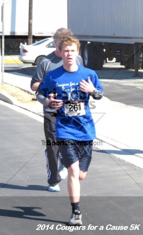 Cougars for a Cause 5K for Ben<br><br><br><br><a href='http://www.trisportsevents.com/pics/14_Cougars_for_a_Cause_5K_019.JPG' download='14_Cougars_for_a_Cause_5K_019.JPG'>Click here to download.</a><Br><a href='http://www.facebook.com/sharer.php?u=http:%2F%2Fwww.trisportsevents.com%2Fpics%2F14_Cougars_for_a_Cause_5K_019.JPG&t=Cougars for a Cause 5K for Ben' target='_blank'><img src='images/fb_share.png' width='100'></a>