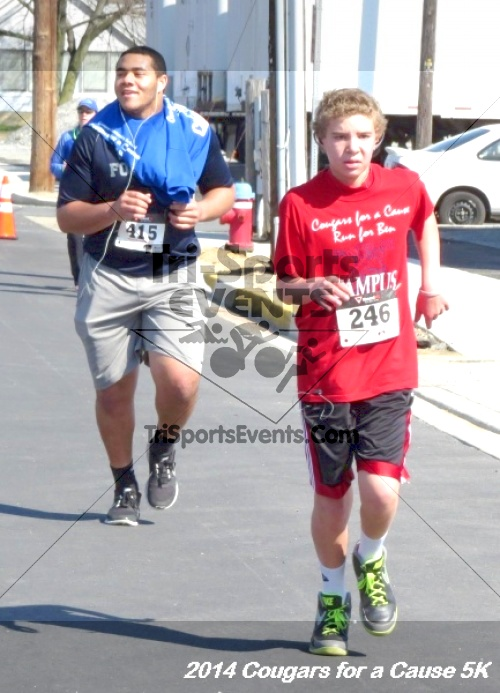 Cougars for a Cause 5K for Ben<br><br><br><br><a href='http://www.trisportsevents.com/pics/14_Cougars_for_a_Cause_5K_055.JPG' download='14_Cougars_for_a_Cause_5K_055.JPG'>Click here to download.</a><Br><a href='http://www.facebook.com/sharer.php?u=http:%2F%2Fwww.trisportsevents.com%2Fpics%2F14_Cougars_for_a_Cause_5K_055.JPG&t=Cougars for a Cause 5K for Ben' target='_blank'><img src='images/fb_share.png' width='100'></a>