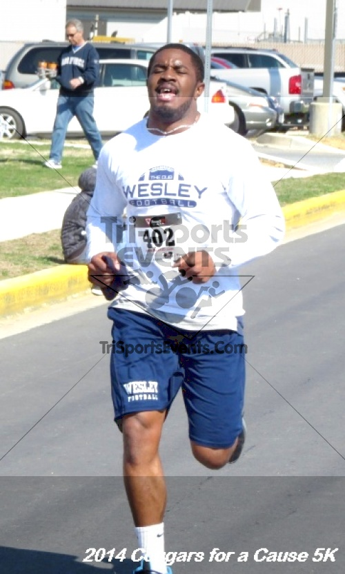 Cougars for a Cause 5K for Ben<br><br><br><br><a href='https://www.trisportsevents.com/pics/14_Cougars_for_a_Cause_5K_100.JPG' download='14_Cougars_for_a_Cause_5K_100.JPG'>Click here to download.</a><Br><a href='http://www.facebook.com/sharer.php?u=http:%2F%2Fwww.trisportsevents.com%2Fpics%2F14_Cougars_for_a_Cause_5K_100.JPG&t=Cougars for a Cause 5K for Ben' target='_blank'><img src='images/fb_share.png' width='100'></a>