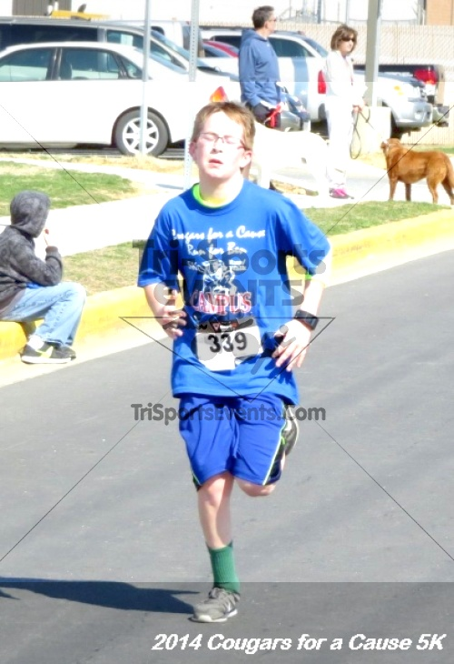 Cougars for a Cause 5K for Ben<br><br><br><br><a href='https://www.trisportsevents.com/pics/14_Cougars_for_a_Cause_5K_133.JPG' download='14_Cougars_for_a_Cause_5K_133.JPG'>Click here to download.</a><Br><a href='http://www.facebook.com/sharer.php?u=http:%2F%2Fwww.trisportsevents.com%2Fpics%2F14_Cougars_for_a_Cause_5K_133.JPG&t=Cougars for a Cause 5K for Ben' target='_blank'><img src='images/fb_share.png' width='100'></a>
