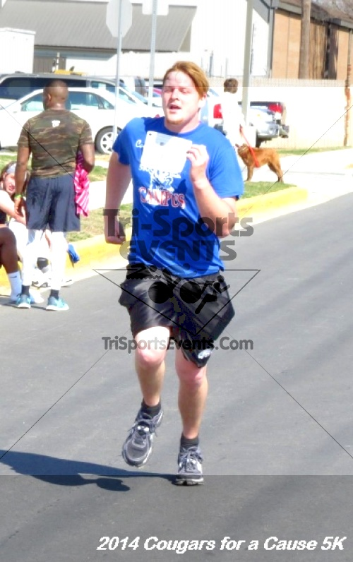 Cougars for a Cause 5K for Ben<br><br><br><br><a href='https://www.trisportsevents.com/pics/14_Cougars_for_a_Cause_5K_149.JPG' download='14_Cougars_for_a_Cause_5K_149.JPG'>Click here to download.</a><Br><a href='http://www.facebook.com/sharer.php?u=http:%2F%2Fwww.trisportsevents.com%2Fpics%2F14_Cougars_for_a_Cause_5K_149.JPG&t=Cougars for a Cause 5K for Ben' target='_blank'><img src='images/fb_share.png' width='100'></a>